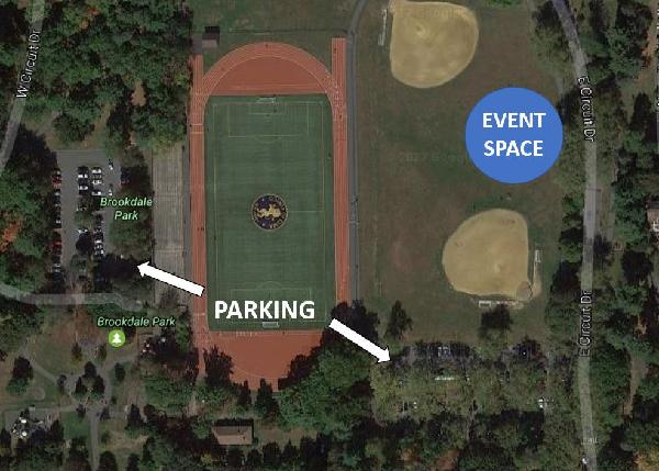 NJ Event Space and Parking